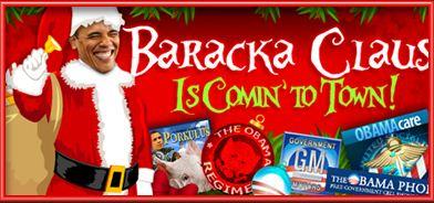 Baracka Claus