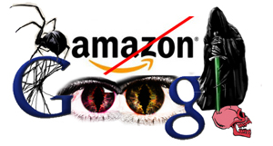 Amazon in Bed with Google, Evil