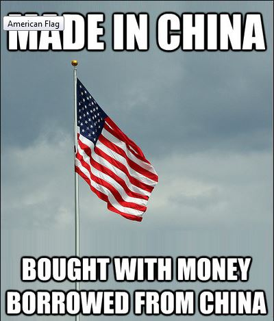 Why the media is lying about China trade with the USA